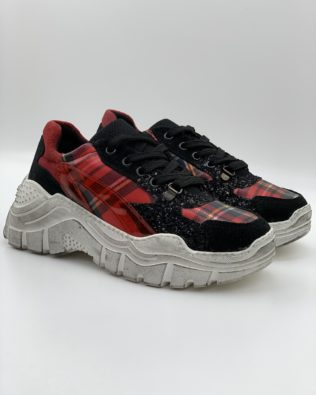 Sneakers Asia Rosso A/I '21/'22